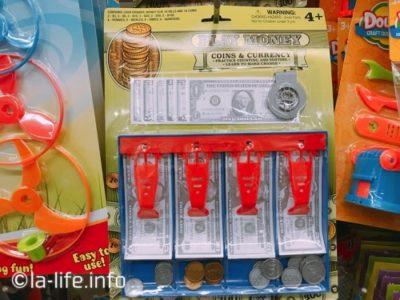 アメリカ Dollar Tree(ダラーツリー)おすすめ おもちゃお土産