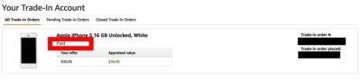 AmazonのTrade-in(トレードイン)売却プログラム