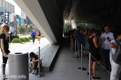 ロサンゼルス人気の美術館The Broad 予約方法と入り方