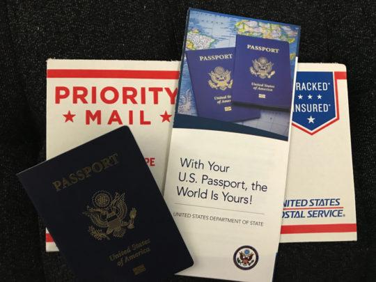 アメリカのパスポートの申請方法