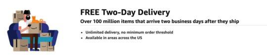 アメリカアマゾンの配送方法がますます便利に