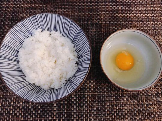 アメリカで「卵かけご飯」が食べたい