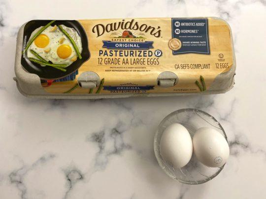 アメリカの低温殺菌卵が買える場所&値段