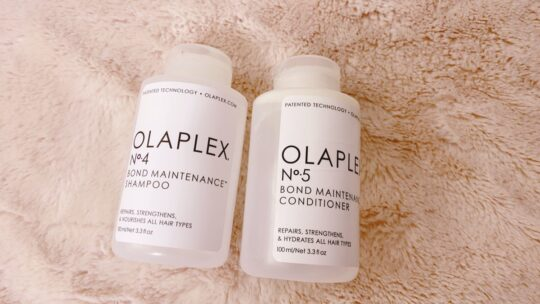 オラプレックス(OLAPLEX)のミニサイズでお試し!コスパは意外とGOOD